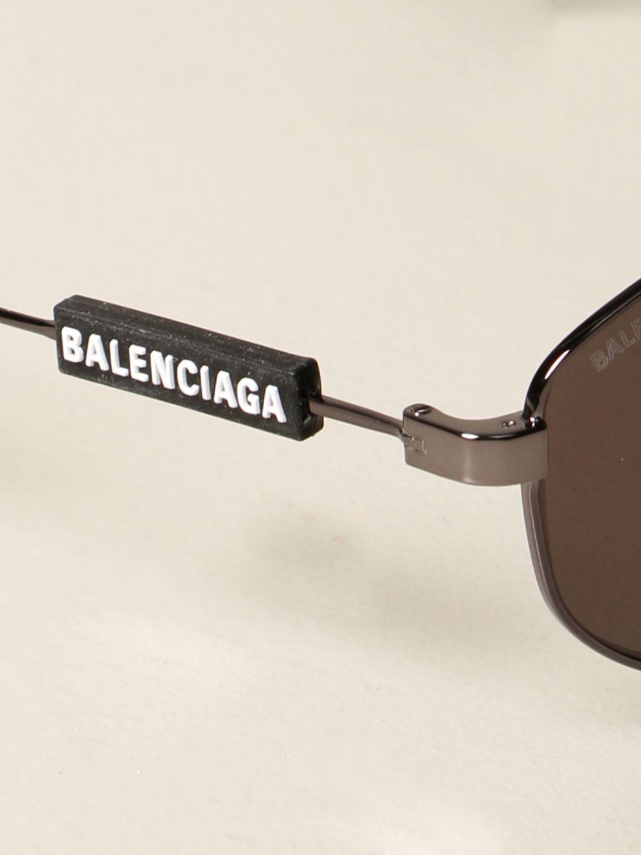 Glasses Balenciaga: Balenciaga sunglasses with logo black 4