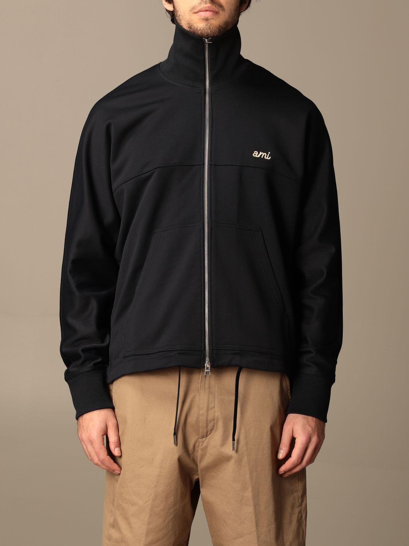 Jacket Ami Alexandre Mattiussi: Jacket men Ami Alexandre Mattiussi navy 1
