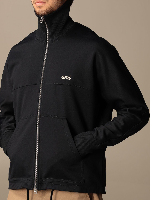 Jacket Ami Alexandre Mattiussi: Jacket men Ami Alexandre Mattiussi navy 4