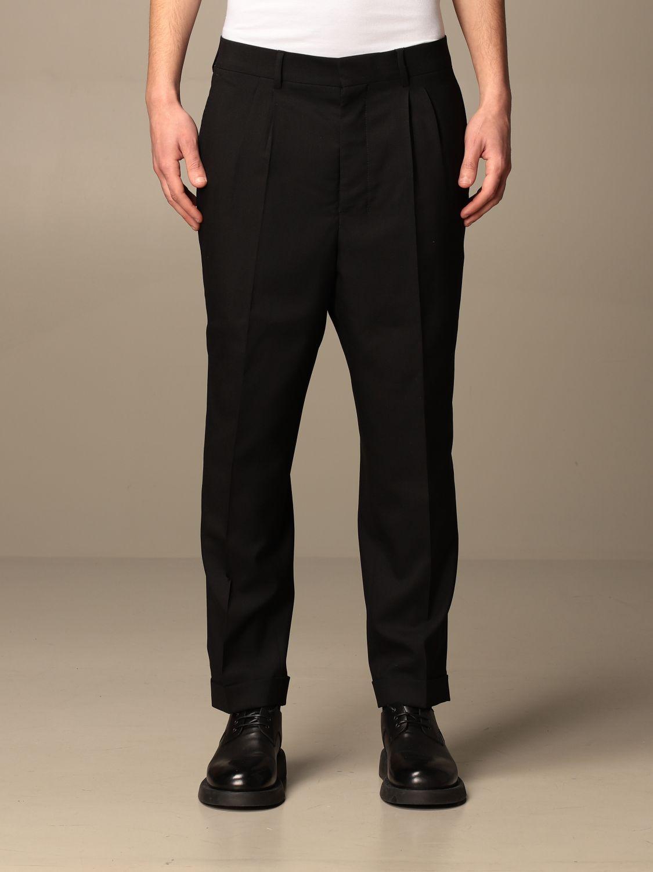 Pantalon Ami Alexandre Mattiussi: Pantalon homme Ami Alexandre Mattiussi noir 1