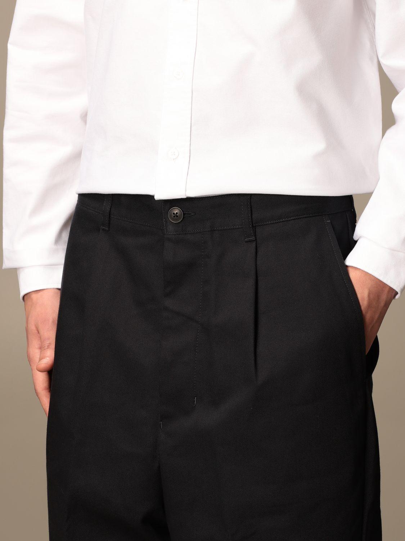 Pantalon Ami Alexandre Mattiussi: Pantalon homme Ami Alexandre Mattiussi bleu marine 4