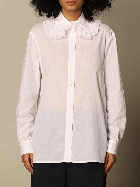 Shirt L'autre Chose: Shirt women L'autre Chose white 1