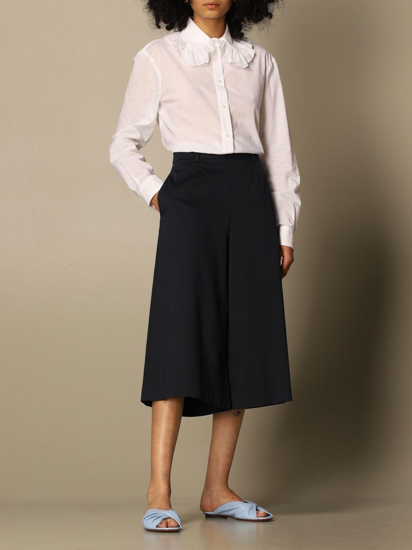 Shirt L'autre Chose: Shirt women L'autre Chose white 2