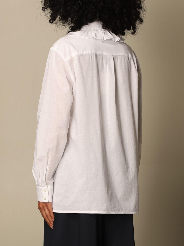Shirt L'autre Chose: Shirt women L'autre Chose white 3