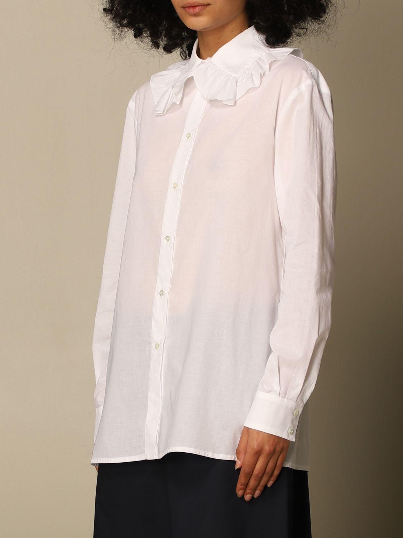 Shirt L'autre Chose: Shirt women L'autre Chose white 4