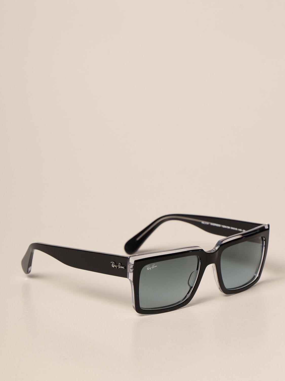 Солнцезащитные очки Ray-Ban: Солнцезащитные очки Мужское Ray-ban черный 1