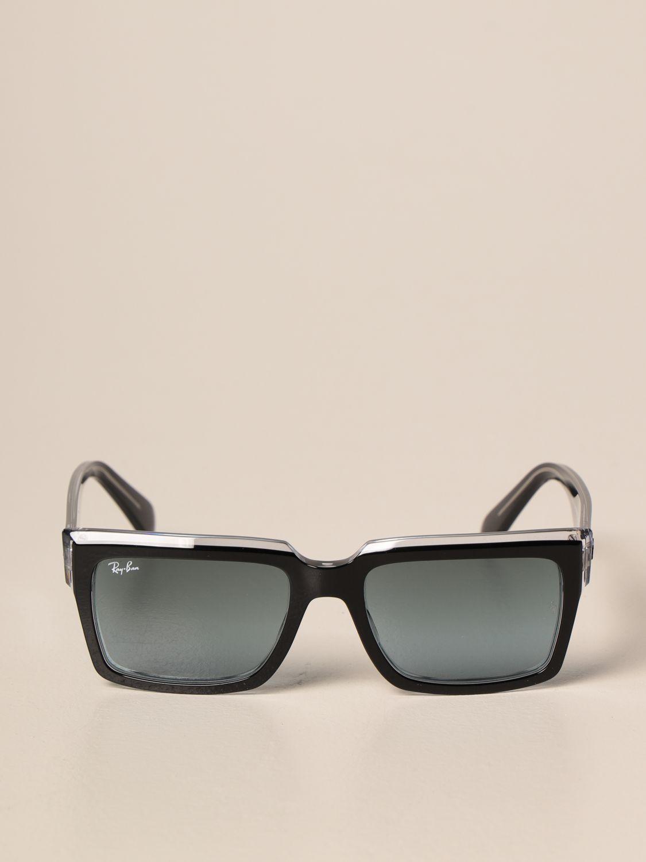 Солнцезащитные очки Ray-Ban: Солнцезащитные очки Мужское Ray-ban черный 2