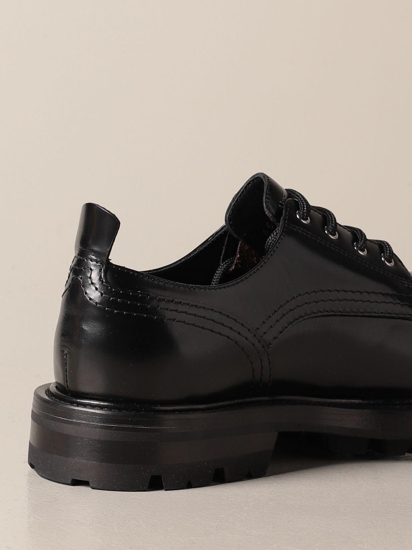 Chaussures derby Alexander Mcqueen: Chaussures derby homme Alexander Mcqueen noir 3