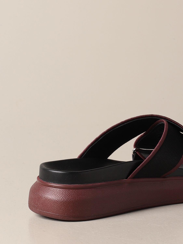 Sandals Alexander Mcqueen: Shoes men Alexander Mcqueen black 3