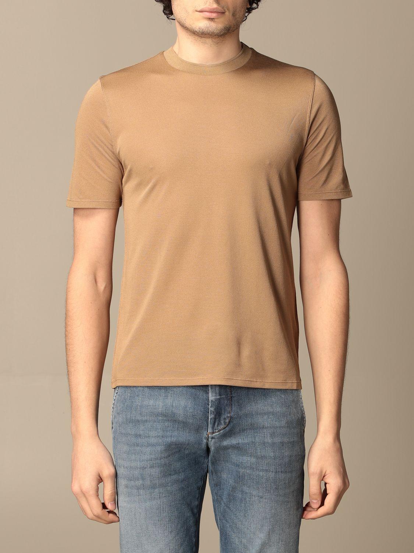 T-shirt Alpha Studio: T-shirt men Alpha Studio hazel 1