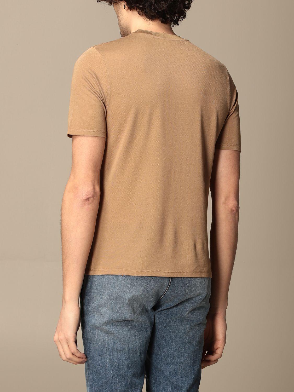 T-shirt Alpha Studio: T-shirt men Alpha Studio hazel 2