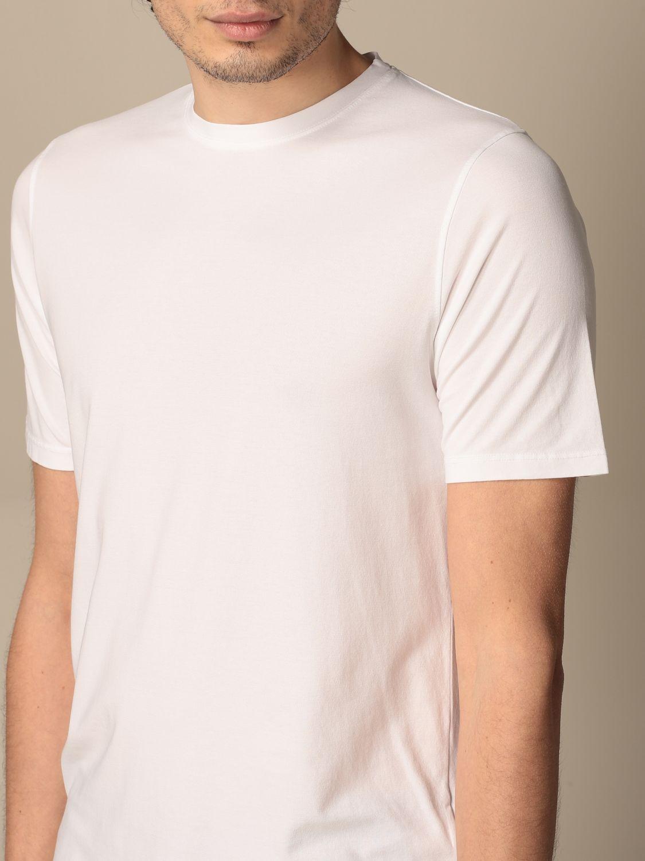 T-shirt Alpha Studio: T-shirt men Alpha Studio white 3
