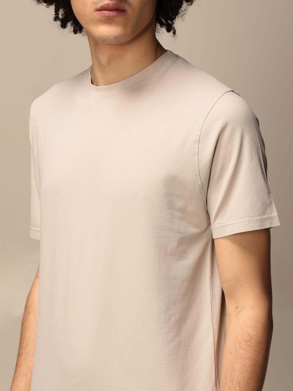 T-shirt Alpha Studio: T-shirt Alpha Studio in cotone ghiaccio 3