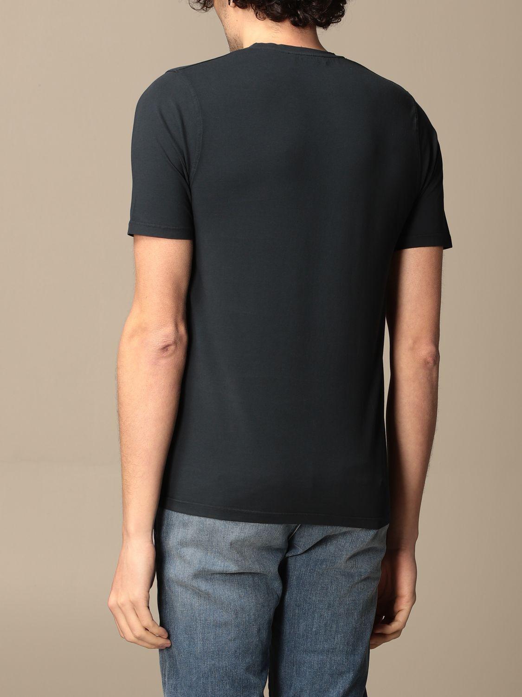 T-shirt Alpha Studio: T-shirt homme Alpha Studio bleu marine 2