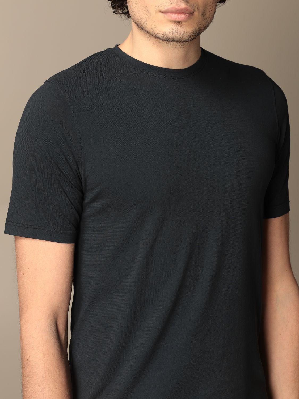 T-shirt Alpha Studio: T-shirt homme Alpha Studio bleu marine 3