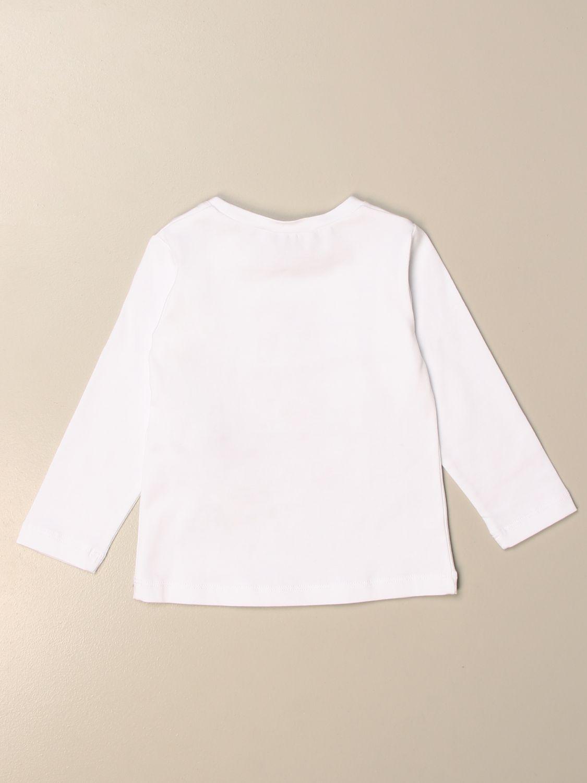 T-shirt Liu Jo: T-shirt kids Liu Jo white 2