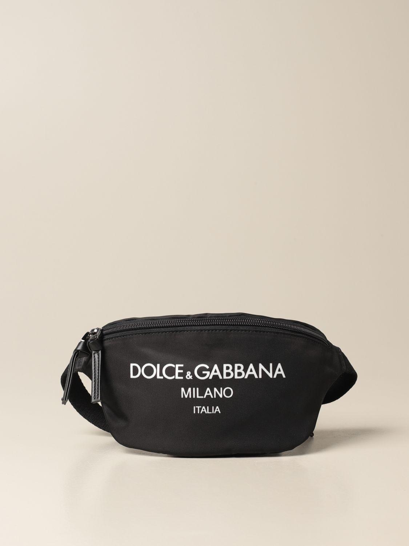 Poche Dolce & Gabbana: Poche enfant Dolce & Gabbana noir 1