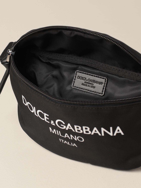 Poche Dolce & Gabbana: Poche enfant Dolce & Gabbana noir 3