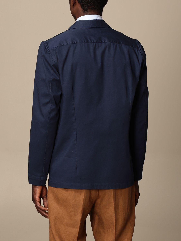 Блейзер Lardini: Куртка Мужское Lardini темно-синий 3