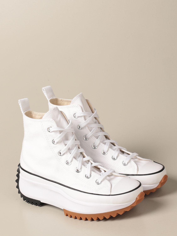 Спортивная обувь Converse: Обувь Женское Converse белый 2