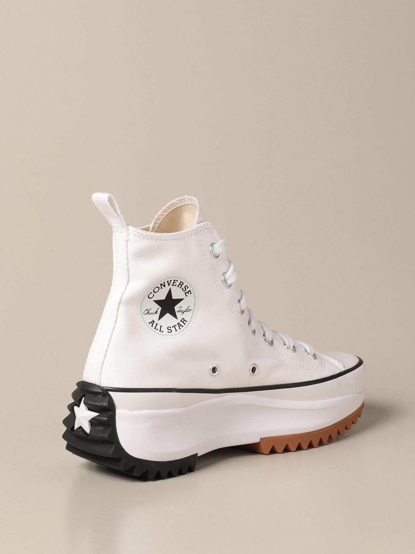 Спортивная обувь Converse: Обувь Женское Converse белый 3
