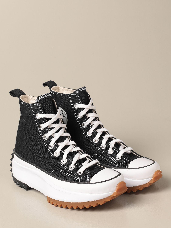 Zapatillas Converse: Zapatos mujer Converse negro 2