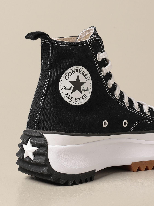 Zapatillas Converse: Zapatos mujer Converse negro 3