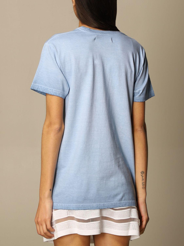 T-Shirt Circus Hotel: Circus Hotel cotton t-shirt with big print sky 3