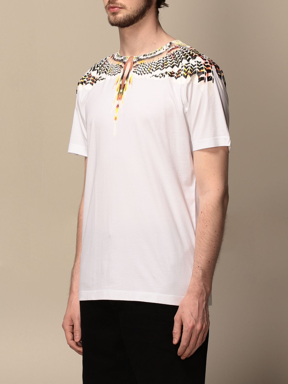 Camiseta Marcelo Burlon: Camiseta hombre Marcelo Burlon negro 1 3