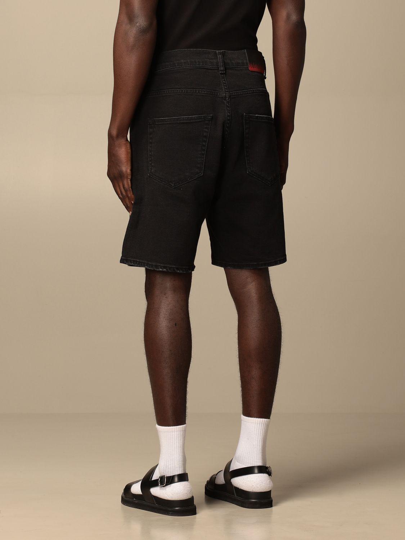Short Vision Of Super: Short men Vision Of Super black 2