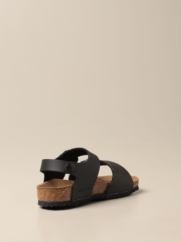 Zapatos Birkenstock: Zapatos niños Birkenstock negro 2