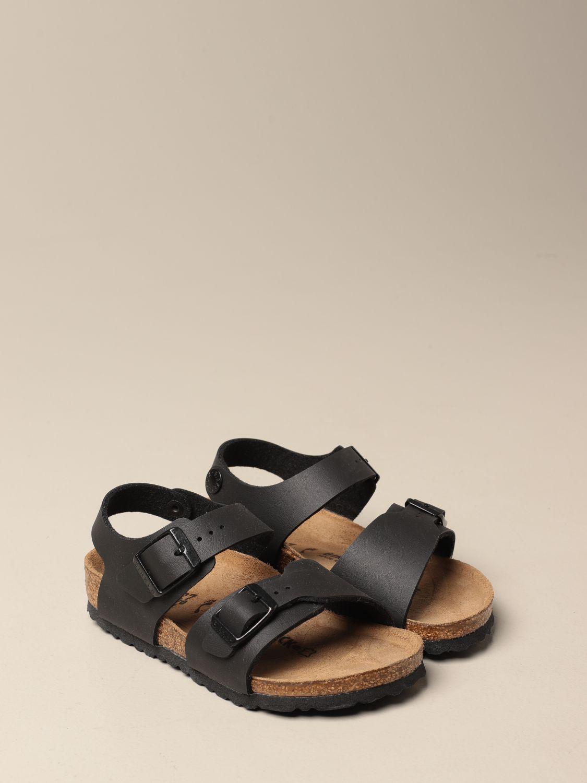 Zapatos Birkenstock: Zapatos niños Birkenstock negro 3