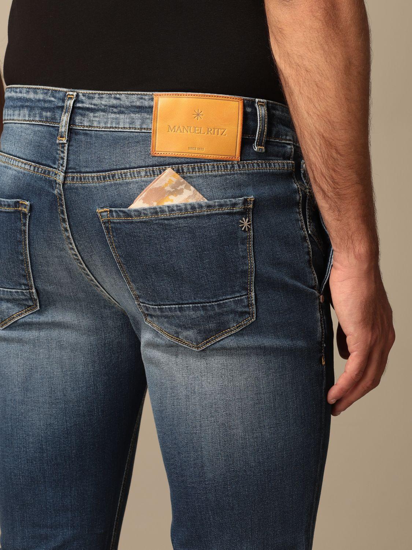 Jeans Manuel Ritz: Jeans men Manuel Ritz denim 4