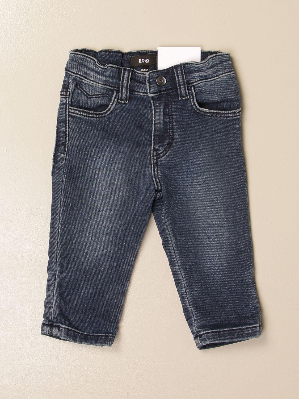 Jeans Hugo Boss: Pants kids Hugo Boss blue 1