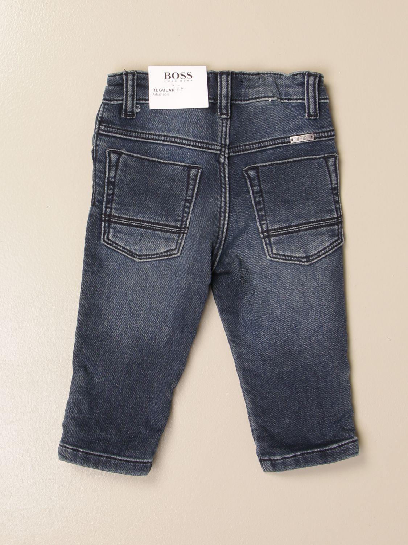 Jeans Hugo Boss: Pants kids Hugo Boss blue 2