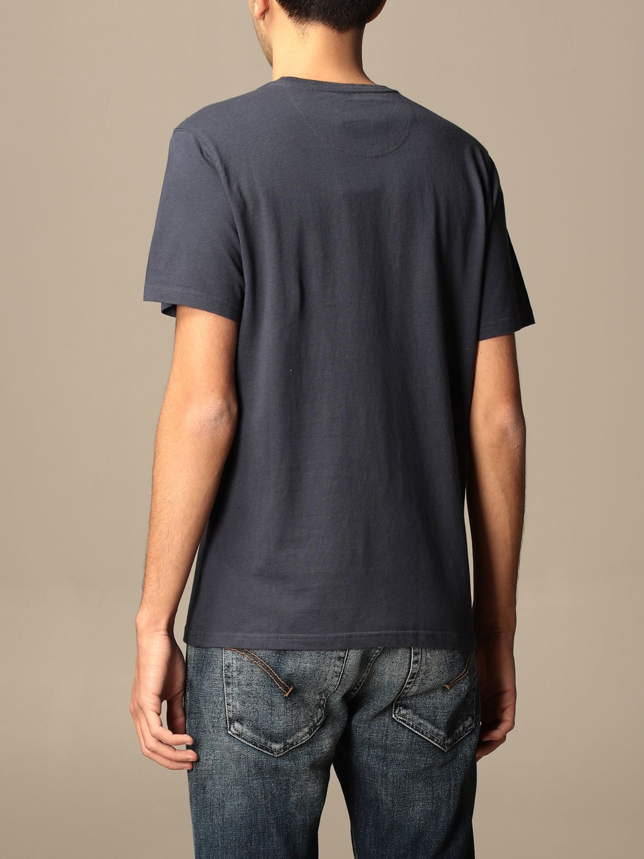 T-shirt Barbour: T-shirt men Barbour navy 2