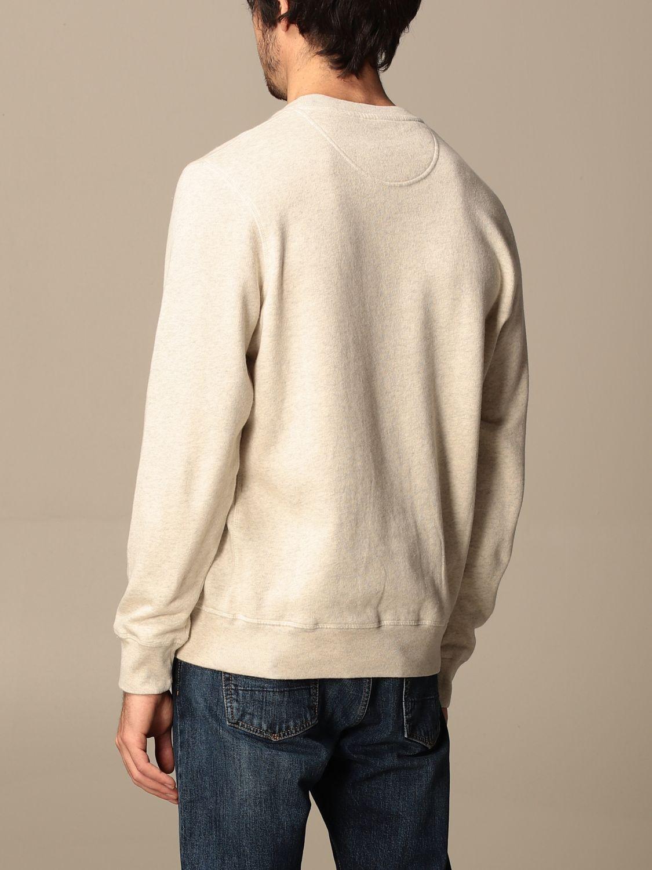 Sweatshirt Barbour: Sweatshirt homme Barbour écru 2