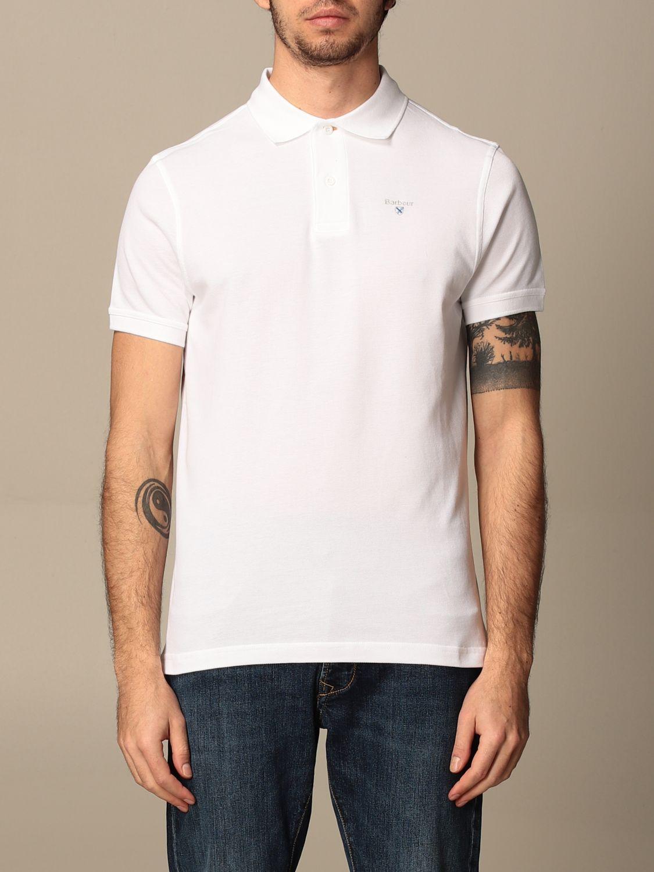 Polo shirt Barbour: Polo shirt men Barbour sage 1