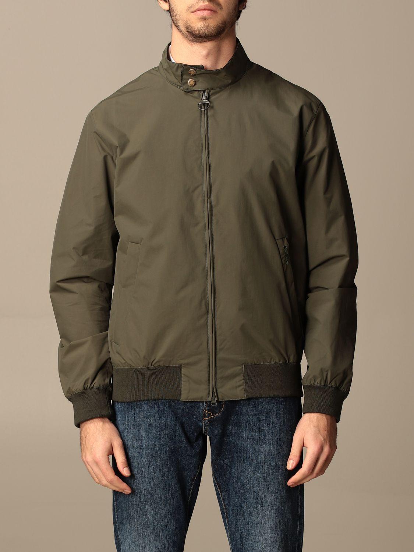 Jacket Barbour: Jacket men Barbour olive 1