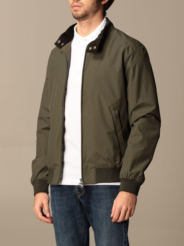Jacket Barbour: Jacket men Barbour olive 3