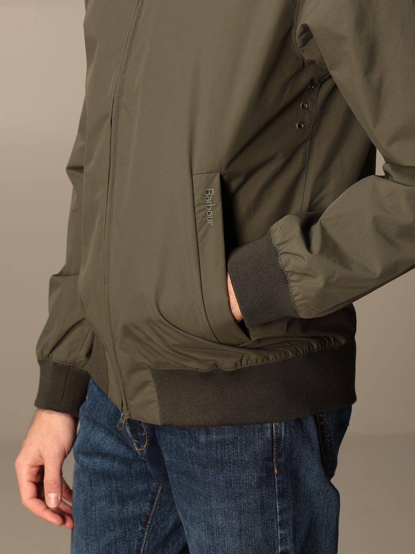 Jacket Barbour: Jacket men Barbour olive 4
