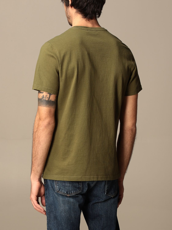 T-shirt Barbour: T-shirt men Barbour green 2