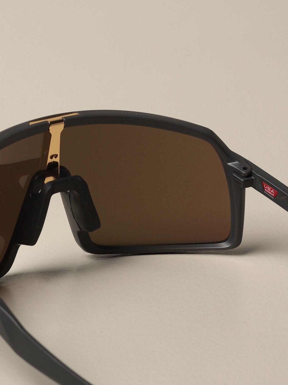 Солнцезащитные очки Oakley: Солнцезащитные очки Мужское Oakley золотой 3