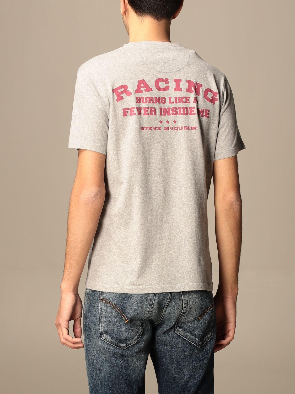 T-shirt Barbour: T-shirt homme Barbour gris 2