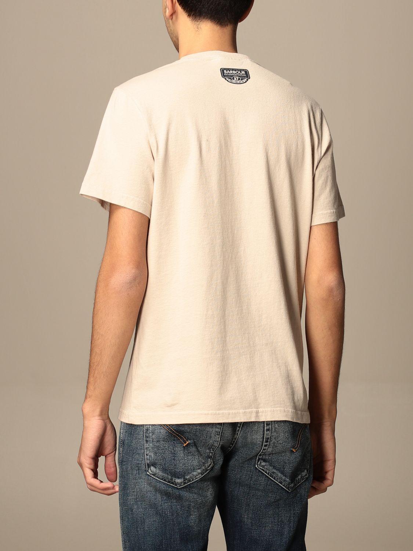 T-shirt Barbour: T-shirt homme Barbour multicolore 2