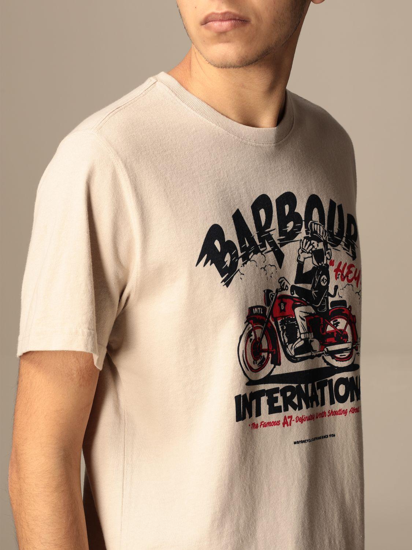 T-shirt Barbour: T-shirt homme Barbour multicolore 3