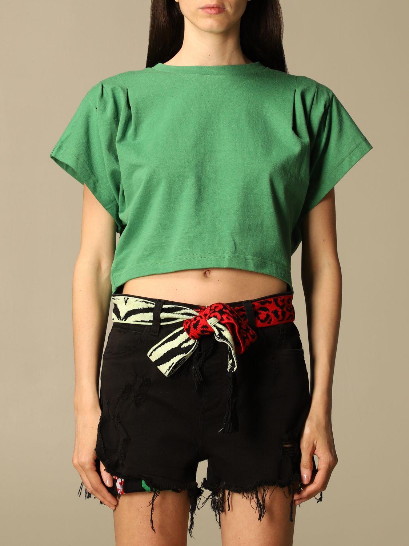 T-Shirt Isabel Marant: T-shirt damen Isabel Marant grün 1