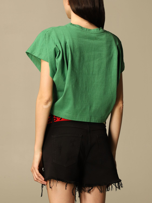 T-Shirt Isabel Marant: T-shirt damen Isabel Marant grün 2