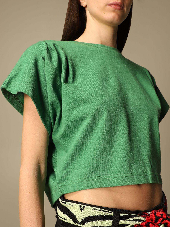 T-Shirt Isabel Marant: T-shirt damen Isabel Marant grün 4