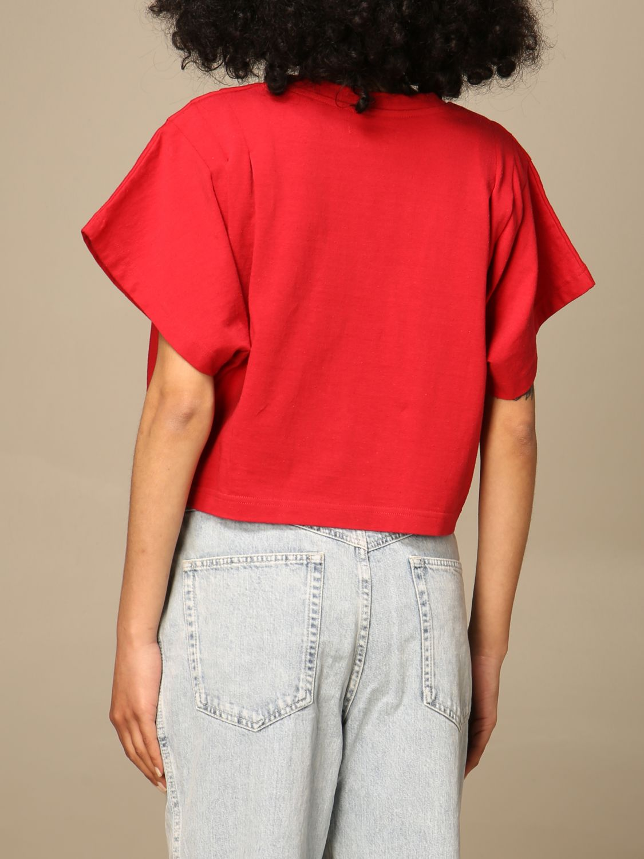 T-Shirt Isabel Marant: T-shirt damen Isabel Marant rot 3